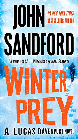Winter Prey, US paperback reissue