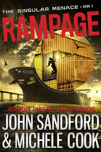 Rampage, US hardcover