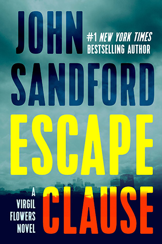 Escape Clause, US Hardcover